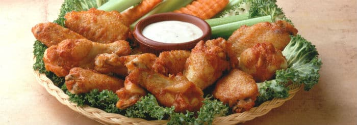 Buffalo Wings site